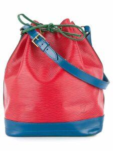 Louis Vuitton Pre-Owned Noe drawstring shoulder bag - Red