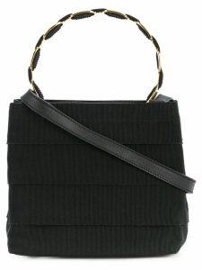 Salvatore Ferragamo Pre-Owned Vara 2way handbag - Black
