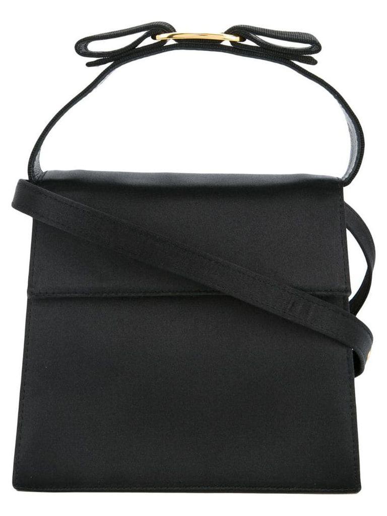 Salvatore Ferragamo Vintage Vara Bow 2way shoulder bag - Black