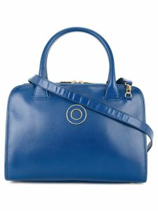 Céline Pre-Owned 2-way ring tote bag - Blue