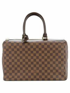 Louis Vuitton Pre-Owned Greenwich PM travel hand bag - Brown