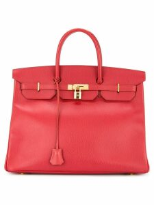 Hermès Pre-Owned Birkin 40 bag - Red