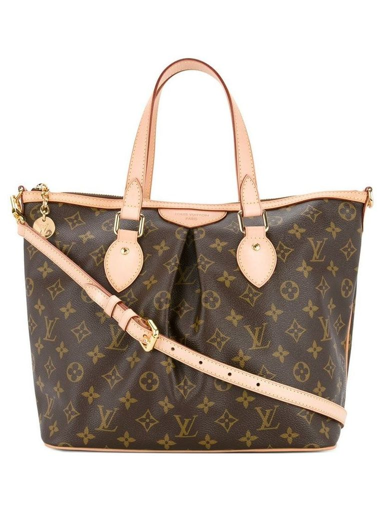 Louis Vuitton Vintage Palermo PM 2-way Shoulder Bag - Brown