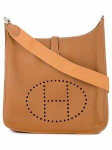 Hermès Pre-Owned Evelyne II GM bag - Brown