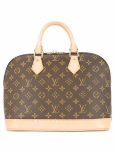 Louis Vuitton Pre-Owned Alma tote bag - Brown