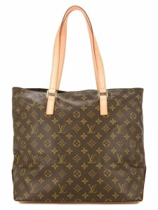 Louis Vuitton Pre-Owned Cabas Mezzo tote bag - Brown
