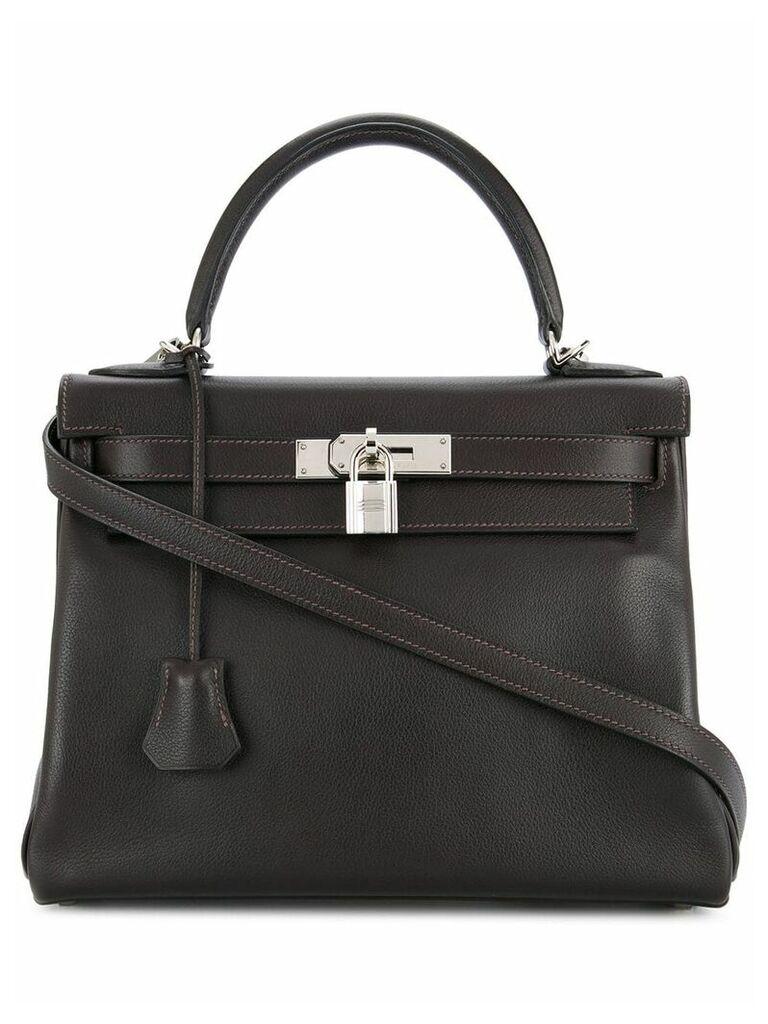 Hermès Vintage Kelly top handle bag - Black