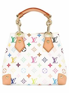 Louis Vuitton Pre-Owned Audra tote bag - White