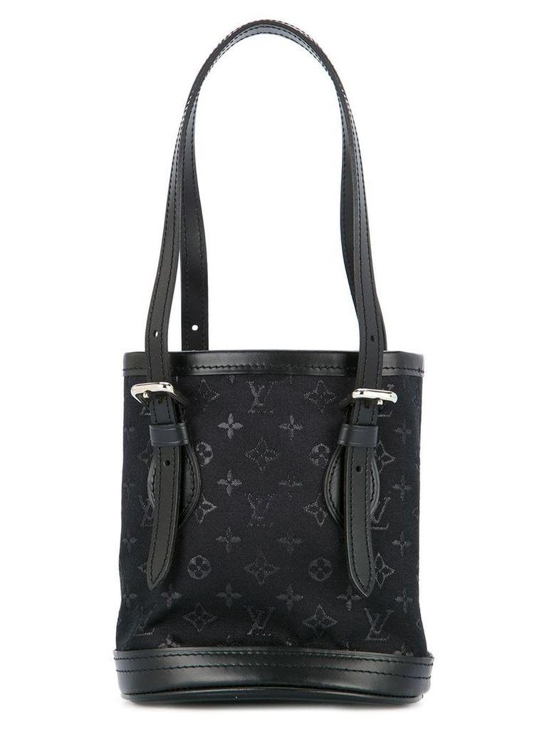 Louis Vuitton Vintage little bucket tote bag - Black