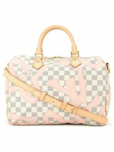 Louis Vuitton Pre-Owned Speedy Bandouliere 30 2-way tote - White