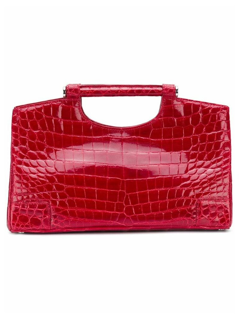 A.N.G.E.L.O. Vintage Cult Colombo tote bag - Red