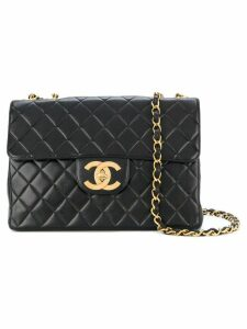 Chanel Pre-Owned Jumbo bag - Black