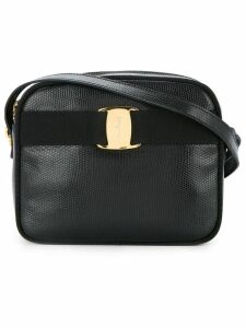 Salvatore Ferragamo Pre-Owned Vara crossbody bag - Black