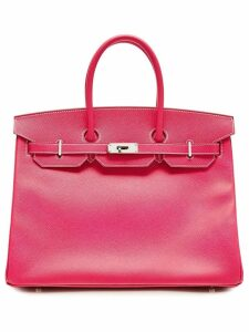 Hermès Pre-Owned Birkin 35 bag - Pink