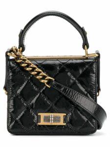 Chanel Pre-Owned mini shoulder bag - Black