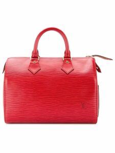LOUIS VUITTON PRE-OWNED Speedy 25 handbag - Red