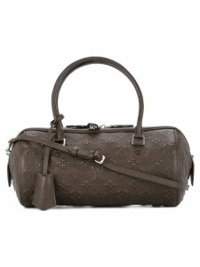 Louis Vuitton Pre-Owned Neo Papillon PM bag - Brown