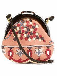 Emilio Pucci Pre-Owned 1980's printed crossbody bag - Multicolour