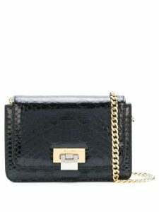 Visone Lizzy cross-body bag - Black