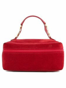 Gucci Pre-Owned Horsebit cosmetic handbag - Red