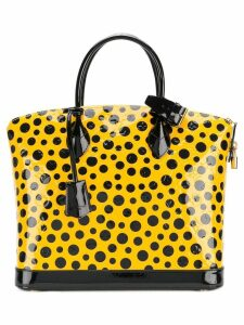 Louis Vuitton Pre-Owned 2010 Lock It tote - Yellow