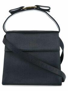Salvatore Ferragamo Pre-Owned Vara Bow 2way handbag - Black