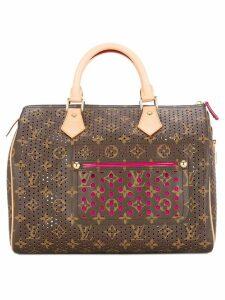 LOUIS VUITTON PRE-OWNED Speedy 30 tote bag - Brown
