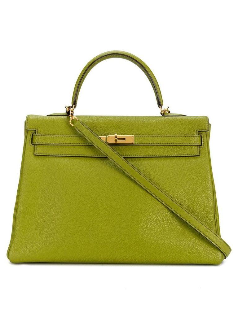 Hermès Vintage Kelly bag - Green
