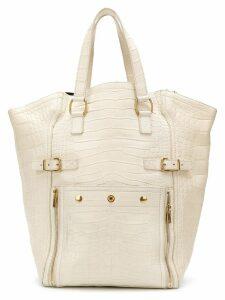 Yves Saint Laurent Pre-Owned 2003 tote bag - Neutrals
