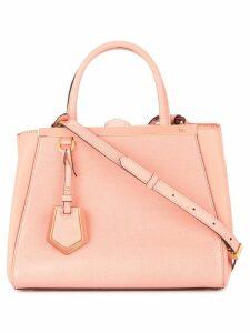 Fendi Pre-Owned Petite 2 Jours 2 way hangbag - Pink