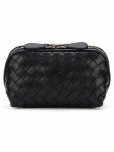 Bottega Veneta Pre-Owned Intrecciato pouch - Black