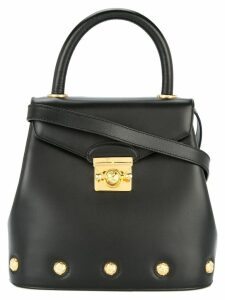 Salvatore Ferragamo Pre-Owned 2 way handbag - Black