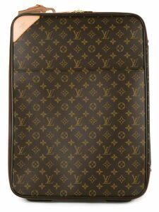 Louis Vuitton Pre-Owned Pegase 55 carry-on luggage - Brown