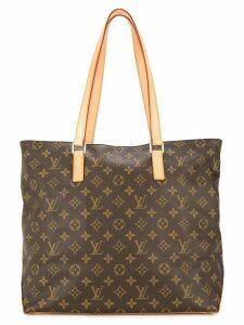 Louis Vuitton Pre-Owned Cabas Mezzo monogram tote bag - Brown