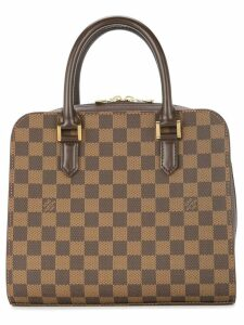 Louis Vuitton Pre-Owned Triana tote bag - Brown
