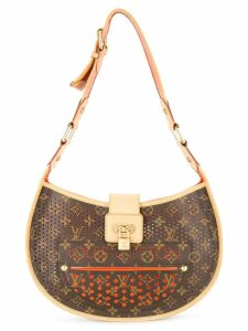 Louis Vuitton Pre-Owned Demi Lune shoulder bag - Brown