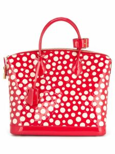 Louis Vuitton Pre-Owned Vernis Lockit tote - Red