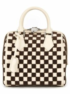 Louis Vuitton Pre-Owned Speedy Cube PM tote - White