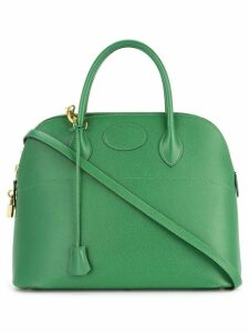 Hermès Pre-Owned Bolide 35 2way tote - Green