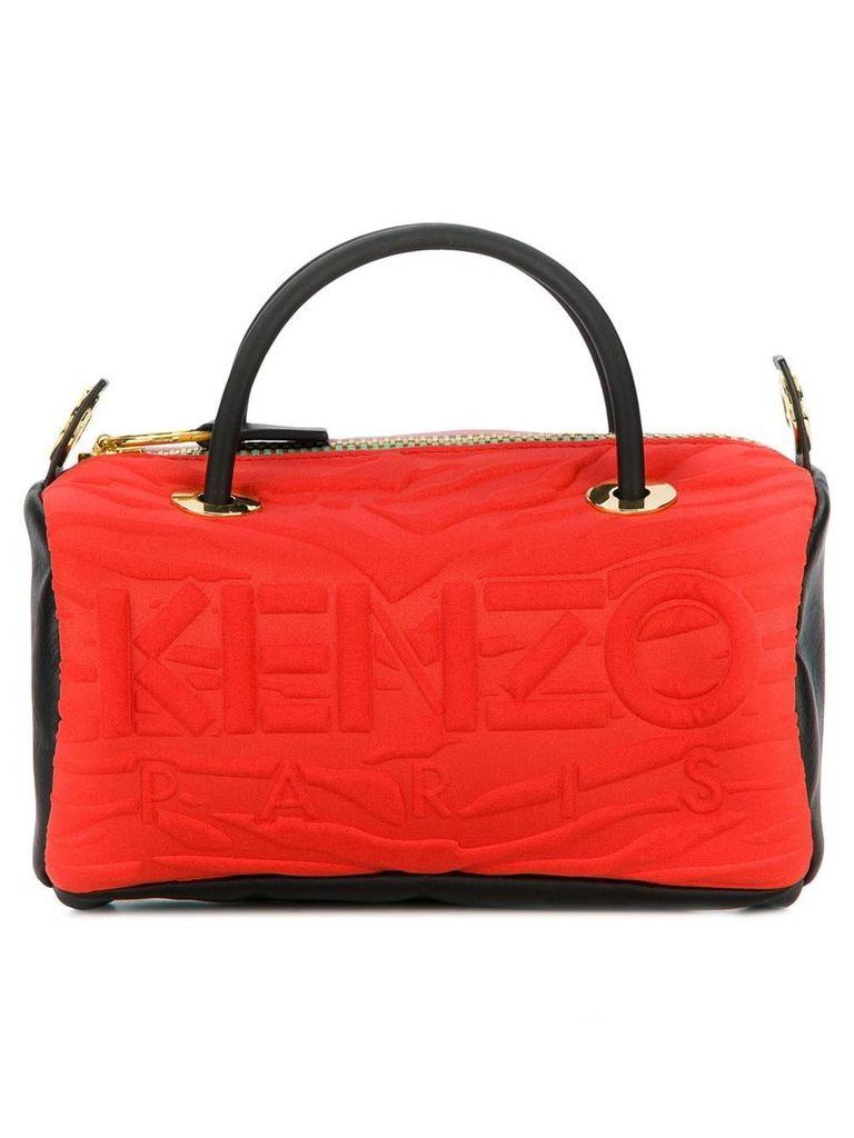Kenzo Vintage Kombo tote - Red