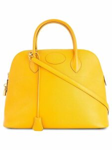 Hermès Pre-Owned Bolide 35 shoulder bag - Yellow