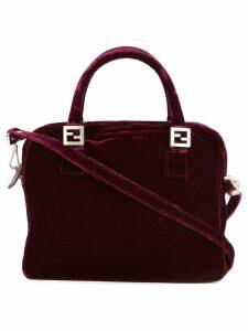 Fendi Pre-Owned Logos 2way Hand Bag - Pink