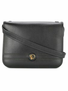 Hermès Pre-Owned padlock cheval shoulder bag - Black
