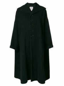 Yohji Yamamoto Vintage long coat - Black