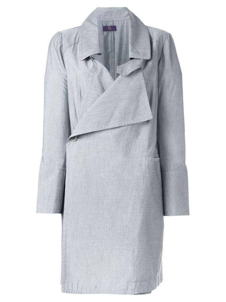 Yohji Yamamoto Vintage lightweight coat - Grey