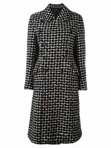 Comme Des Garçons Pre-Owned Tricot coat - Black