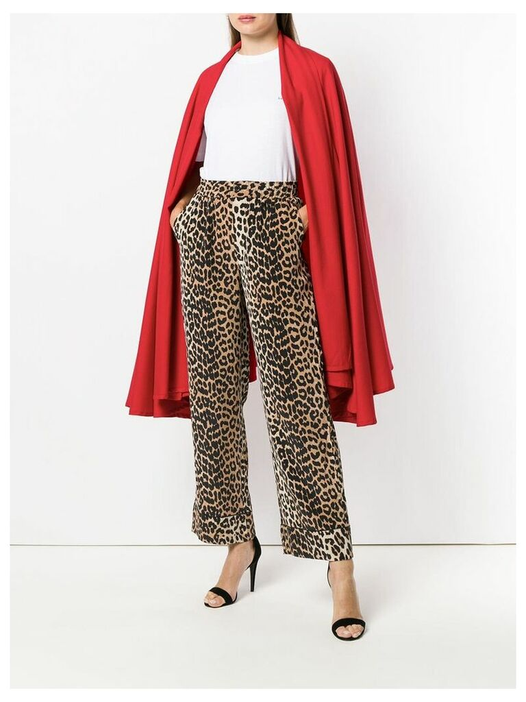 Roberta Di Camerino Vintage open front coat - Red