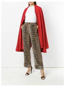 Roberta Di Camerino Vintage open front coat - Red