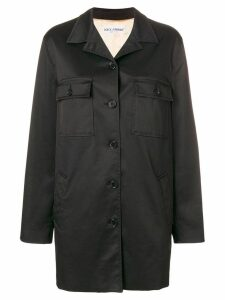 Dolce & Gabbana Pre-Owned single breasted coat - Black
