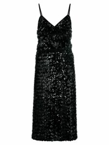 A.N.G.E.L.O. Vintage Cult sequined dress - Black